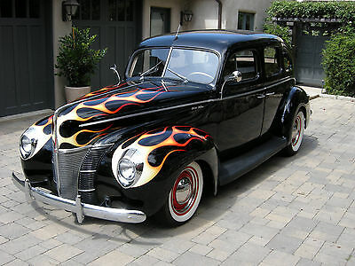 1940 Ford Other Original 1940 Ford Deluxe Fordor