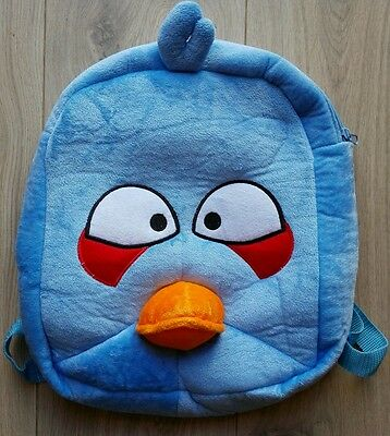 Sac a dos Angry Birds peluche