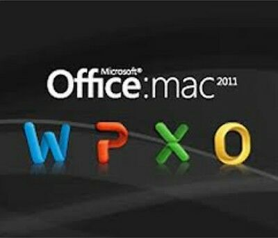 Microsoft Office for Mac 2011 Home and Business Deutsch LizenzKey multi-lang