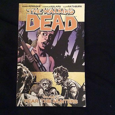 The Walking Dead Volume 11: Fear The Hunters Paperback TPB