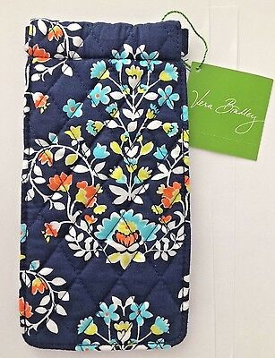 Vera Bradley NWT Sunglass Sleeve in Chandelier Floral  Free Shipping