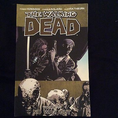 The Walking Dead Volume 14: No Way Out Paperback TPB