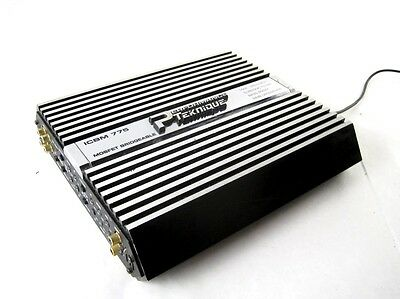 Performance Teknique ICBM-775 4-Channel 500W Subsonic 24dB Crossover Amplifier