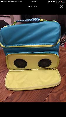 Cool Bag With Speakers