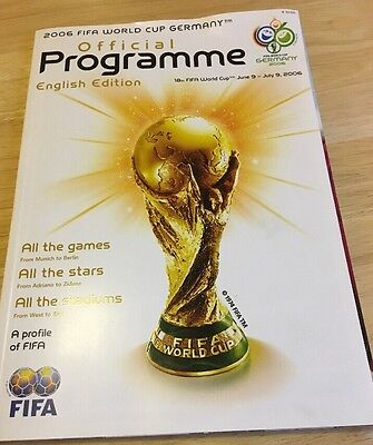 FIFA World Cup 2006 Official Programme