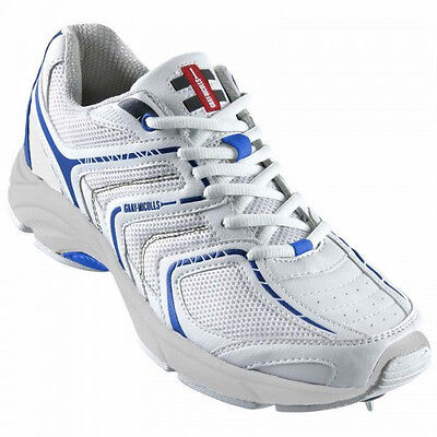Gray-Nicolls Viper Cricket Spike Shoes Boots US Size 8 Removable Spikes