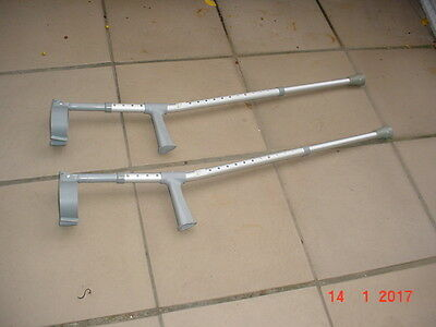Elbow Crutches     Pick up Melbourne