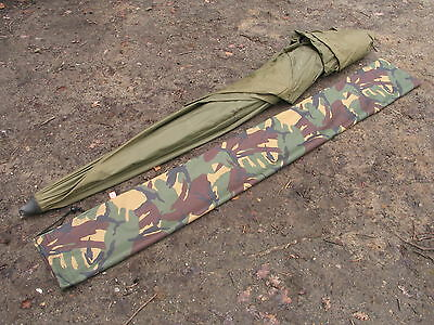 """Brolly Bag - Standard - Slim Fitting Sleeve - Fits 60"""" Oval - DPM Camo"""