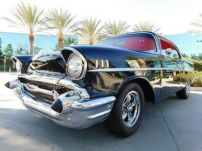 1957 Chevrolet Bel Air/150/210  1957 Chevrolet 210/Bel Air Tribute, FULLY RESTORED L@@K!