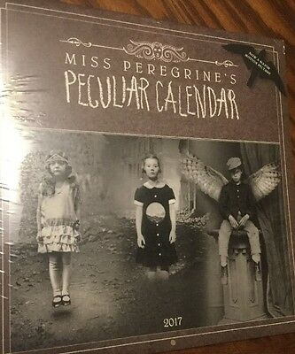 Miss Peregrine's Peculiar Children 16 Month Calendar, Universe Publishing