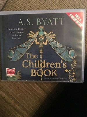 The Children's Book by A. S. Byatt (CD-Audio, 2009)