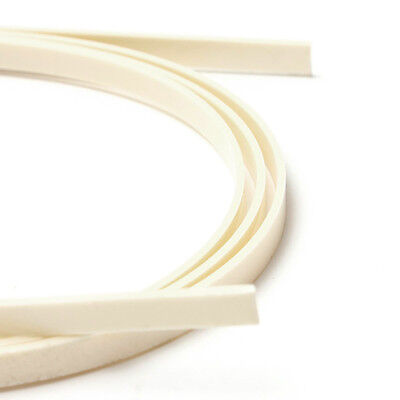 Ivory Guitar Binding Purfling Strip for Luthier - High Quality ABS Plastic
