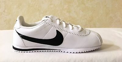 Nike Cortez (PS) Kids Pre-School Athletic Shoes Sneakers White/black 749483 102