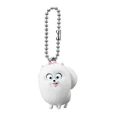 The Secret of Life of Pets Sweetpea Mascot Key Chain Anime Manga NEW