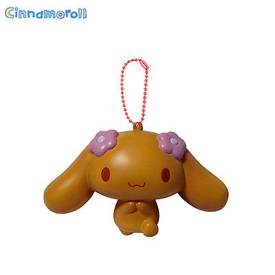 Sanrio Cinnamoroll Mascot Squishy by NIC Standard Mocha Version