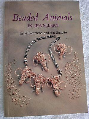 Beaded Animals in Jewelry by Letty Lammens, Els Scholte (Paperback, 1994)