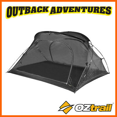 OZtrail MOZZIE DOME 4 MESH INSECT SCREEN SHELTER TENT4 PERSON DOME IV UPDATED