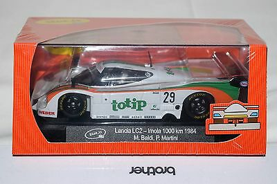 """Slot.it 1/32 scale Lancia LC2 CA08d  """"Totip"""" Livery NEW/MINT"""