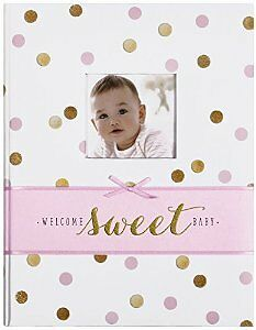 Carters Memory Book, Sweet Sparkle B2-14075