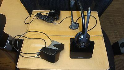 Plantronics CS510 Wireless Headset System with HL10 Lifter