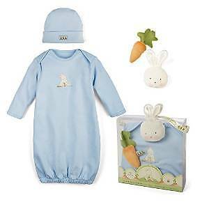 Bunnies By The Bay Sweet and Tender Gift Set, Blue 638507 Bunnies by the Bay