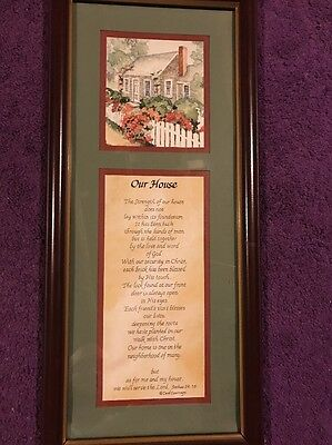 Home Interiors Our House  Decorative Frames Cottage House