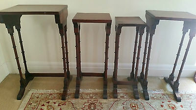 vintage side tables stands asian chinese indonesian style