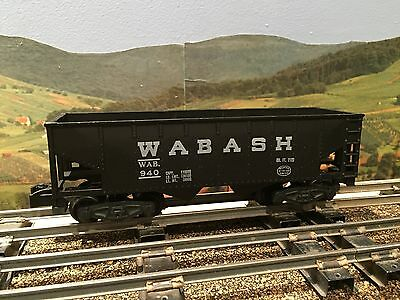 American Flyer #940 New Wabash Hopper Car in orig box - Estate Sale