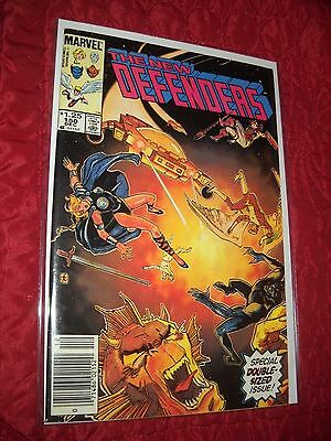 The New Defenders  # 150 Tough 6.5 Fine+ 1985