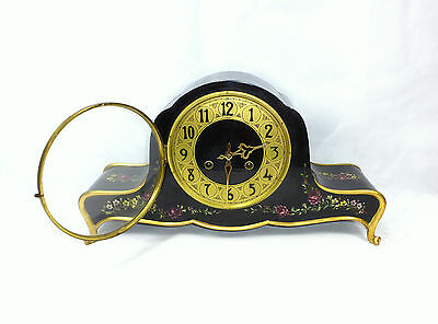 Large rare Watch um 1930 Hand painted