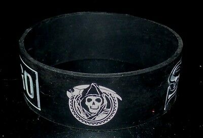 Sons of Anarchy Rubber/Silicone? Bracelet SOA SAMCRO 2012