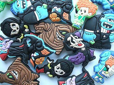 SHOE CHARMS (P4) - inspired by HOTEL TRANSYLVANIA