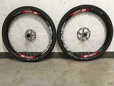 "Ruote Wheelset DT SWISS XRC 950 T 29"" CARBON 240s TUBOLARE"