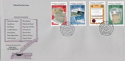 Mauritius - First Day Cover - Republic 1993