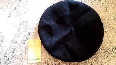 Black Dangerfield beret - one size fits all
