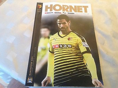 Watford v Man City 2.1.2016
