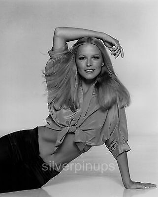 ORIG 1970's CHERYL LADD Disco Beauty.. HARRY LANGDON Portrait from NEGATIVE