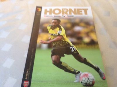 Watford v Arsenal 17.10.2016