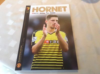 Watford v Man United 21.11.2015