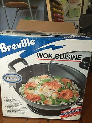 Breville Wok- electric