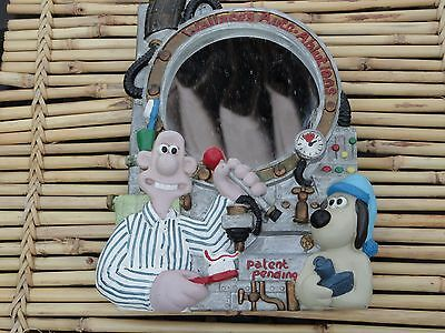 Wallace & Gromit Shaving mirror