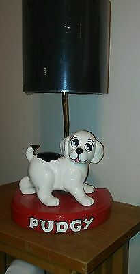 Betty boop pudgy lamp