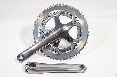 Shimano 105 FC-5600 Chainset 34/50t Compact (10 Speed)  Road Bike 170mm arms