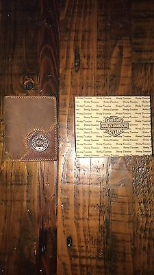 Harley Davidson Pure Leather Wallet