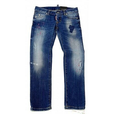 Dsquared jeans bambina  superslim