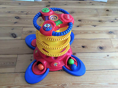 Tour à balles Fisher price