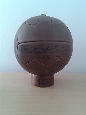 OFFICIAL MATCH BALL 1934 WORLD CUP IN ITALY (Pre- adidas balls)