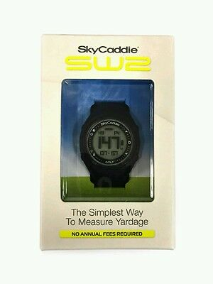 Skycaddie Sw2 Gps Golf Watch. **brand New**