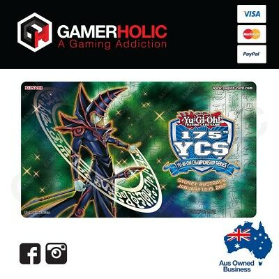 175th YCS Sydney Dark Magician Playmat Sealed Brand New