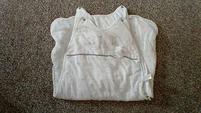 Matalan white grobag for a baby aged 6-12 months